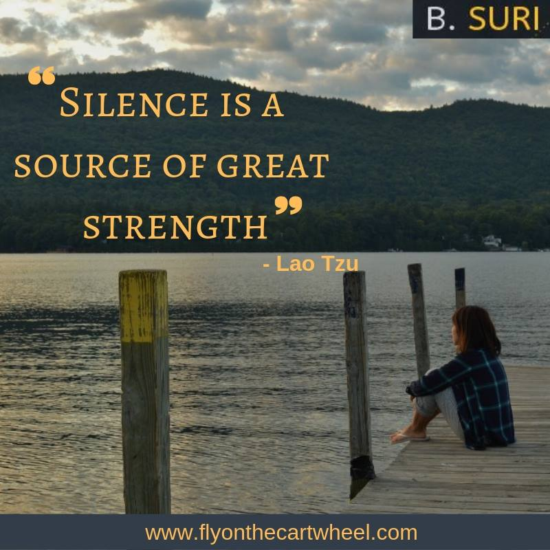 Girl with Silence