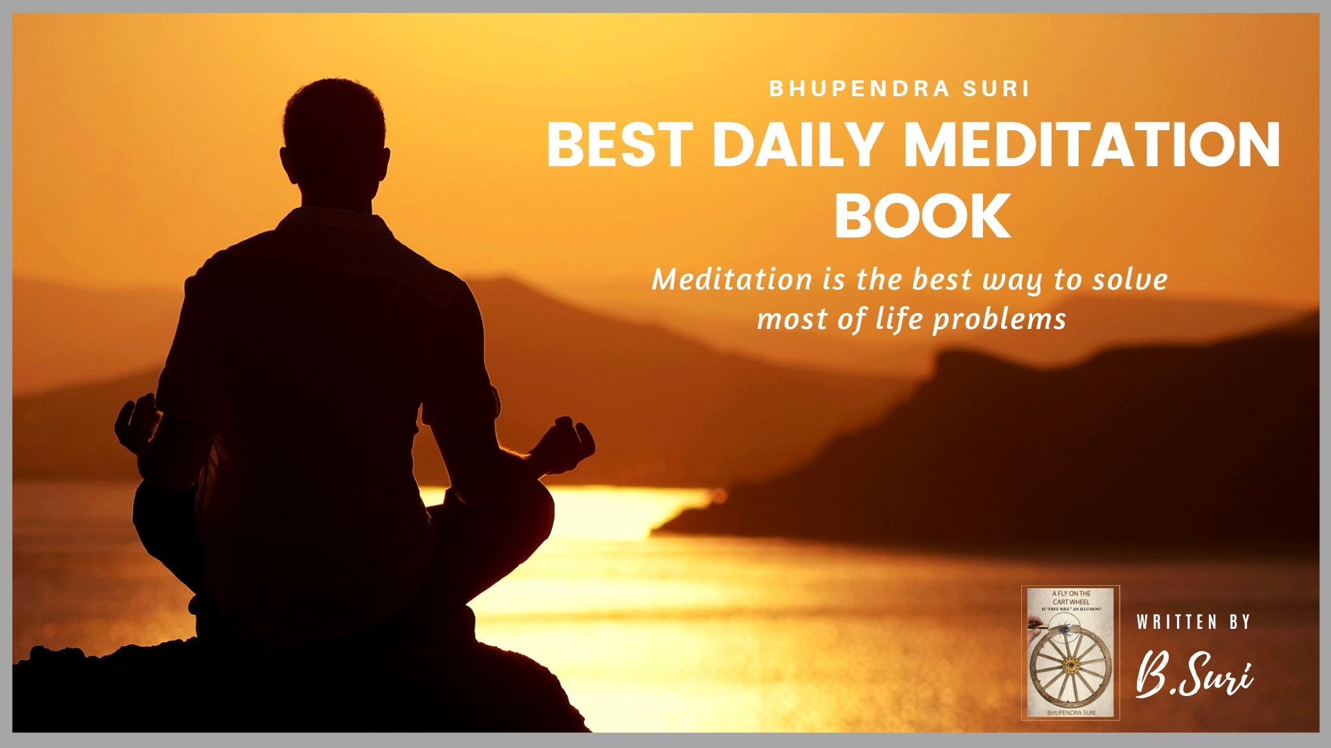 best daily meditation book